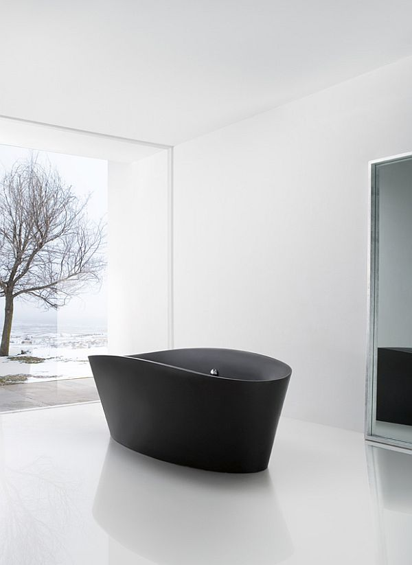 bachelor pad bathtub idea