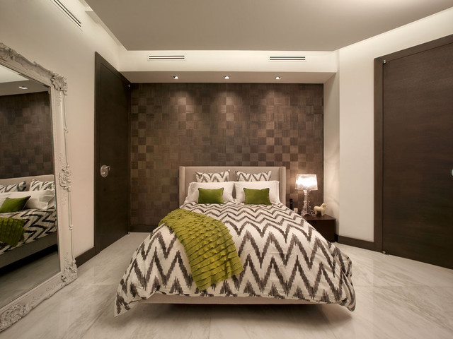 View In Gallery Chevron Bedding. Guimar Urbina | KIS Interior Design ... Part 64