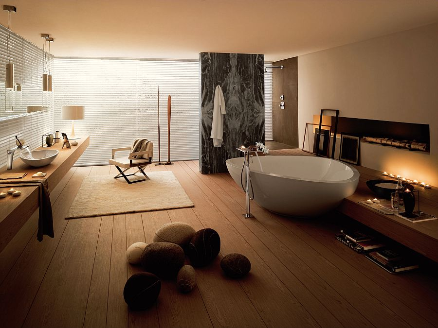 inspired by nature bathroom – axor massaud