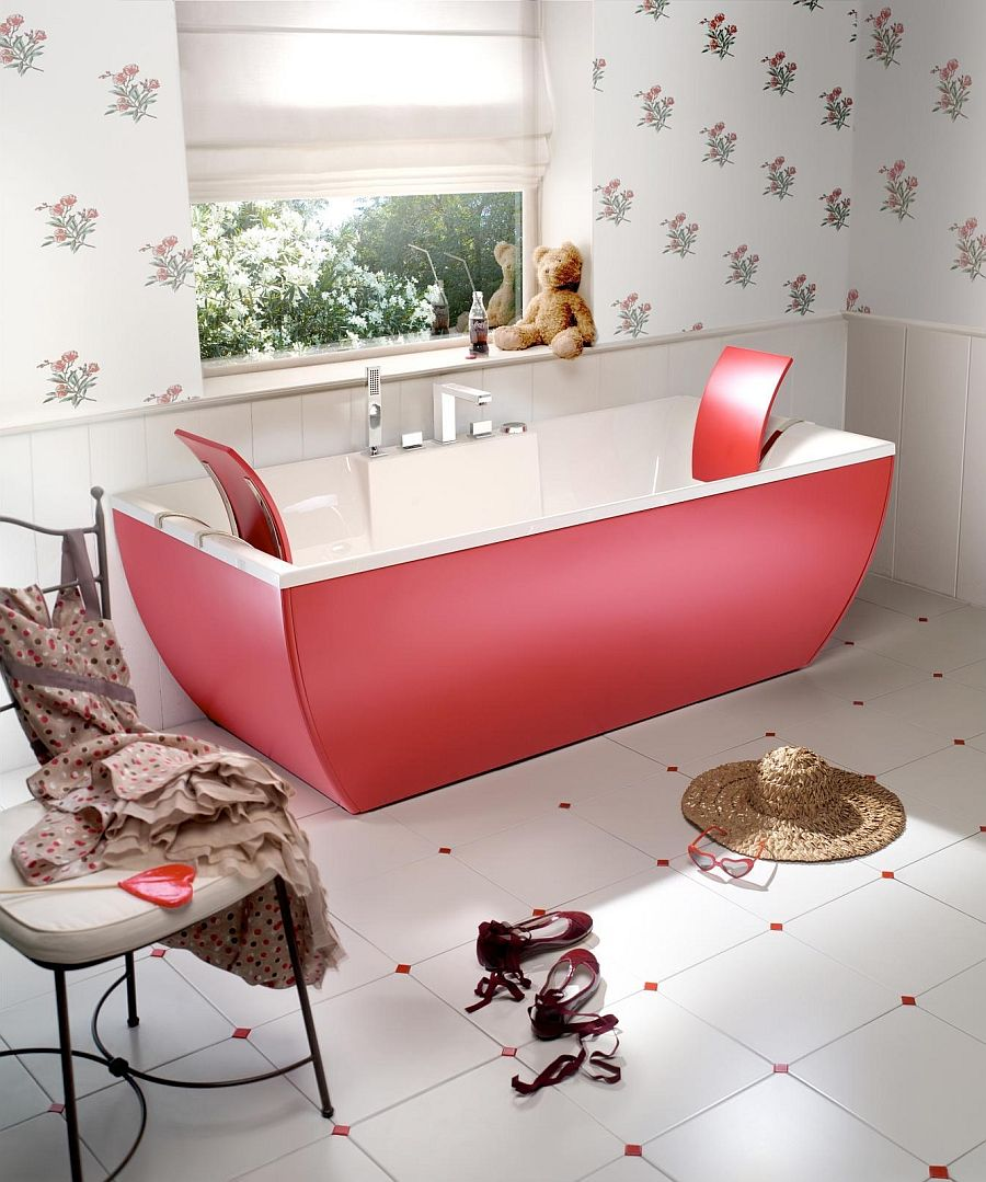 Unique Tubs For Bath Time Pleasures