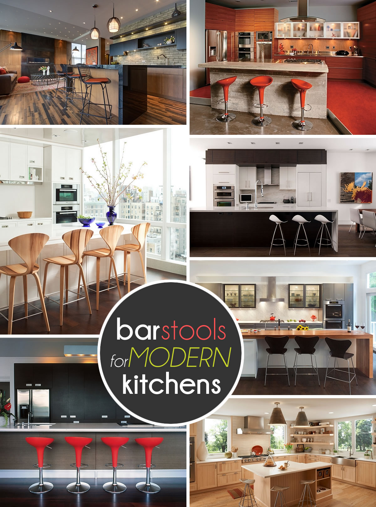 Modern kitchen bar stools - Modern Kitchen Bar Stools