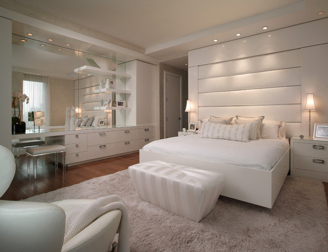 monochromatic bedroom color scheme Monochromatic Decorating Ideas And Their Stylish Appeal