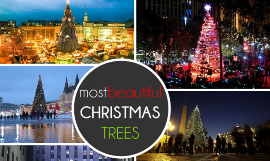 Beautiful Christmas Tree Images Part - 48: The 20 Most Beautiful Christmas Trees In The World