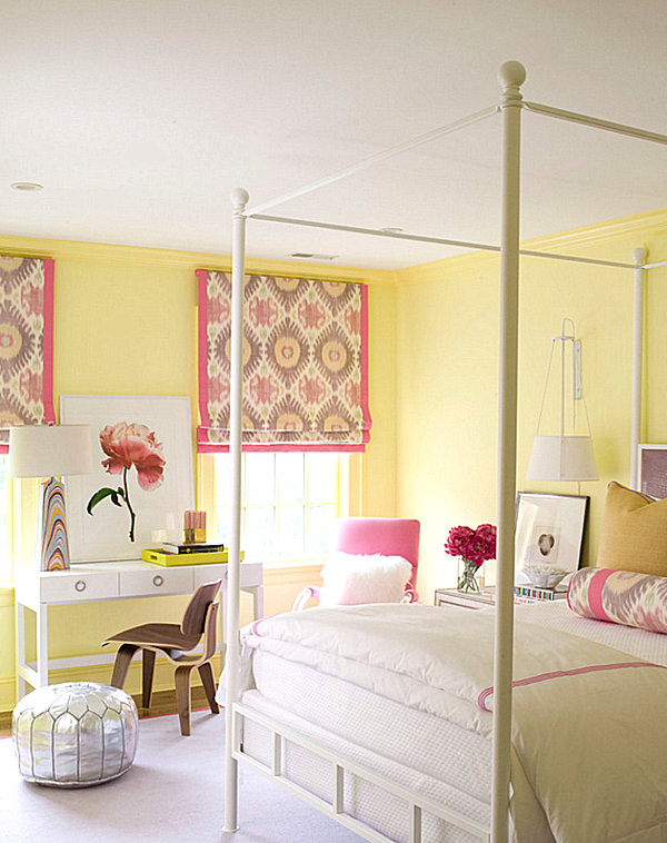 stylish girl's room