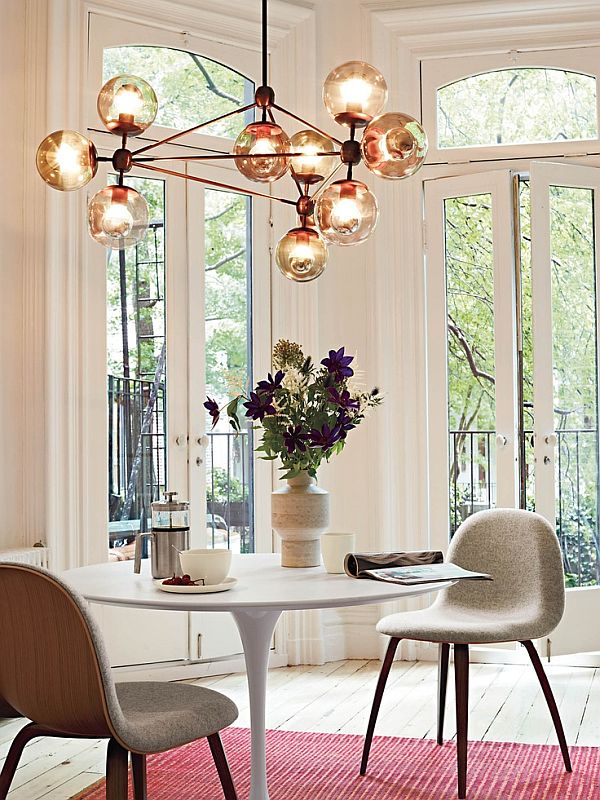 unique chandelier design