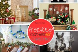 Mantel Mania: 50 Festive Mantel Decorating Ideas For A Magical Christmas!