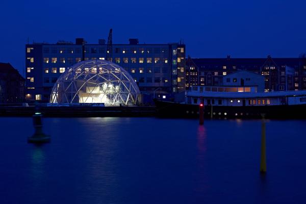 Blue hour Nyhavn