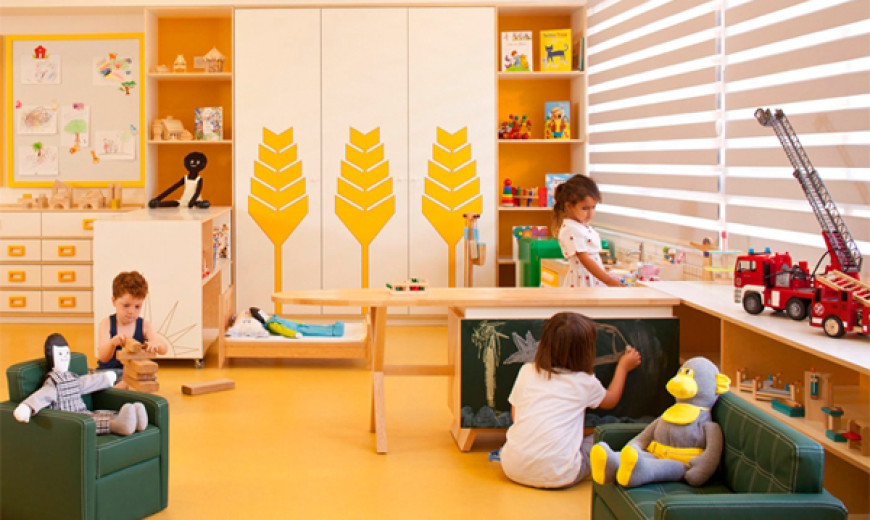 Amazing Spaces Designed Just For Kids!