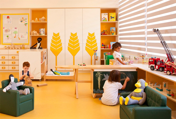 Play Area Design Indoor Playground