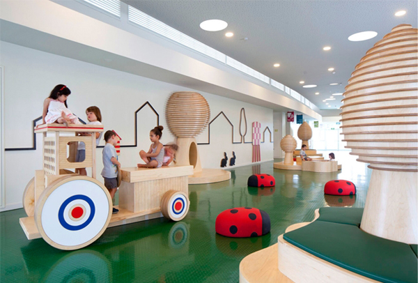 Amazing Spaces Designed Just For Kids