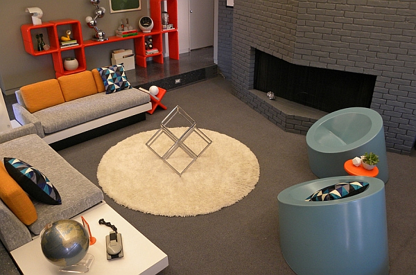 Another look at the gorgeous space