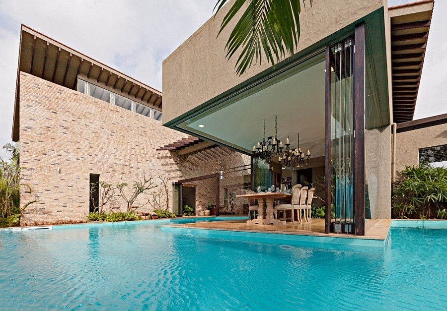 Beautiful Indian Monsoon Retreat in Khandala Exotic Monsoon Retreat In India Draped In A Cloak Of Natural Goodness