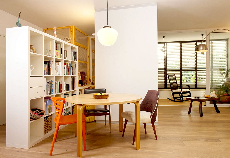 Beautiful and compact breakfast space