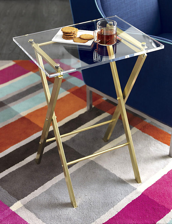 Design Trend: Brass And Glass