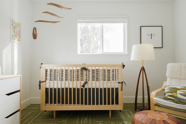 Tips On Creating A Happy Modern Nursery