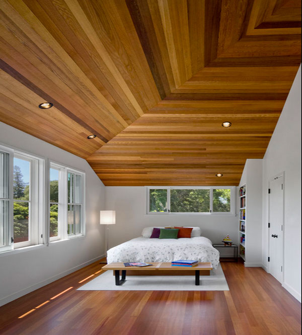 Eco Friendly Wood Flooring eco-friendly ceiling designs for the modern home