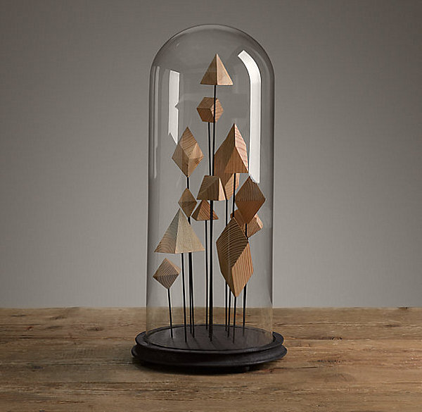 Geometric Lamp: New Trend of Decoration