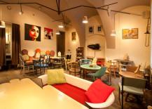 Eclectic Coffee Shop Design in the Heart of Transylvania: Colaj Café