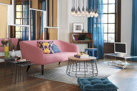 Interior Design Trend: A New Take On Natural Materials