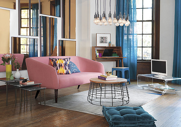 current furniture trends. View In Gallery Colorful Modern Living Room Current Furniture Trends E