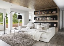 Trendy Barcelona Apartment Is A Comfy Paradise For Book Lovers!