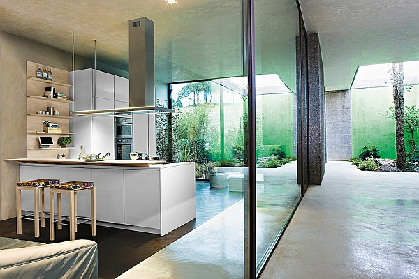 Contemporary Kitchen from Snaidero