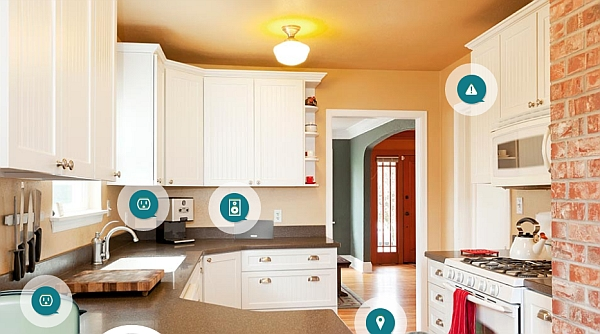 Smart homes to conquer the world 10 ways the future for Smart kitchen design