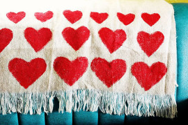 Easy DIY Valentine's Day Decorations
