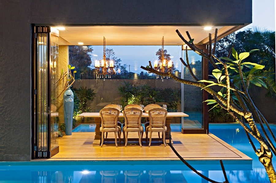 Exotic Monsoon Retreat In India Draped In A Cloak Of