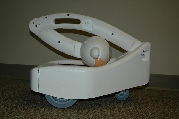 Easy to fold robot design