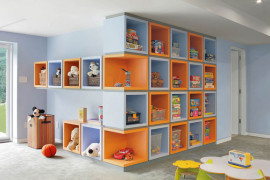 Colorful and Playful Toy Chest and Storage Ideas For Beautiful Play Rooms