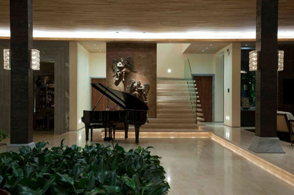 Elegant Pianos in Wonderful Homes 1 21 Fabulous Modern Homes Showcasing Elegant Pianos