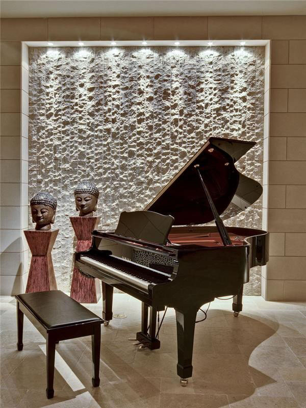 Elegant Pianos in Wonderful Homes 2 21 Fabulous Modern Homes Showcasing Elegant Pianos