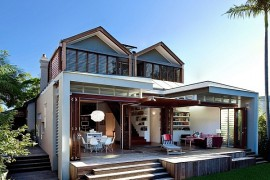 Stylish Sydney House Gets A Sustainable And Energy-Efficient Extension