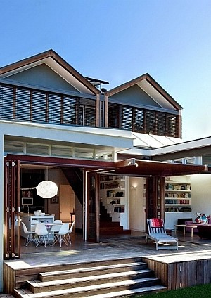Energy-Efficient Modern House in Sydney