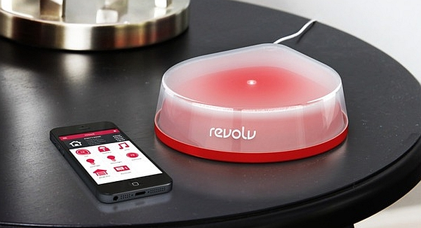 Ergonomic design of revolv