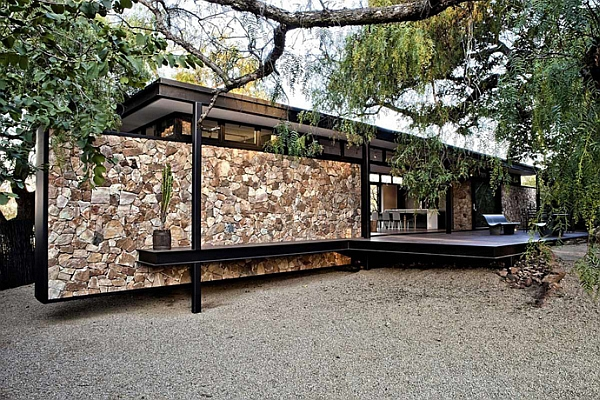 Exterior of Westcliff Pavilion in Johannesburg South Africa