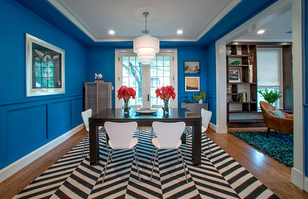 The Relationship Between Interior Design Color And Mood