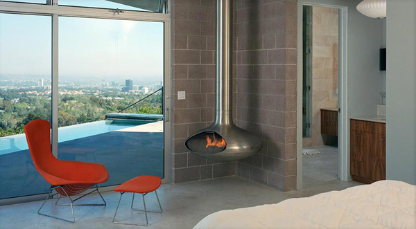 15 Hanging And Freestanding Fireplaces To Keep You Warm This Winter