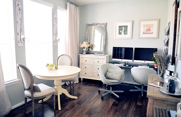 Small Dining Rooms That Save Up On Space Fabulous 57 Cool Home Office