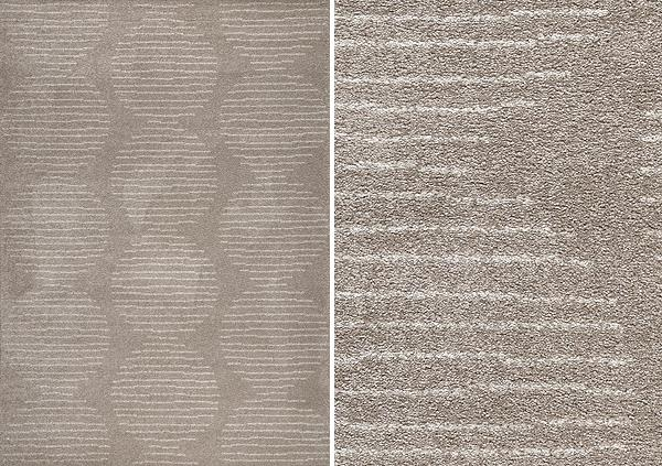 IKEA rug with a subtle pattern 10 New Patterned Rugs for a Stylish Interior