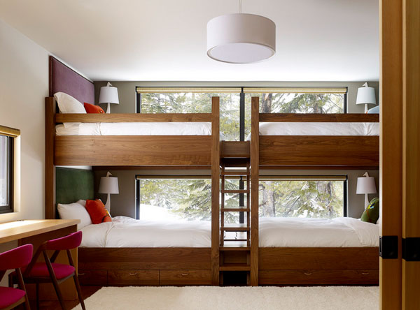 View in gallery John Maniscalco aRCHITECTURE. Bunk Bed Design Ideas For Him And Her