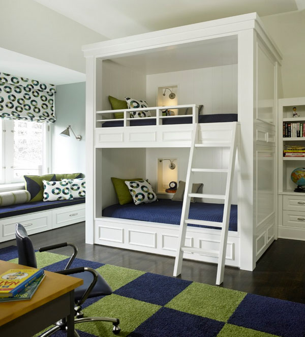 Bunk Bed Design Ideas For Him And Her