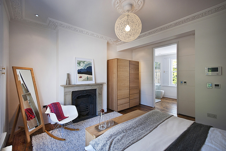 Modern extension to a victorian house in london comes with for Victorian house bedroom ideas