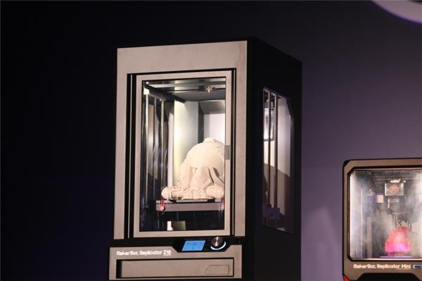 New 3D printers from MakerBot