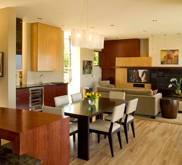 Small Dining Area Ideas: Small Dining Rooms That Save Up On Space