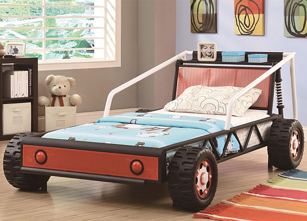 Fantasy Beds For Kids From Race Cars To Pumpkin Carriages