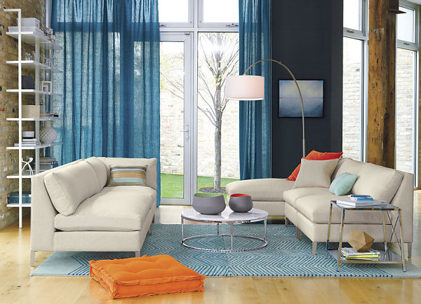 Radiant living area
