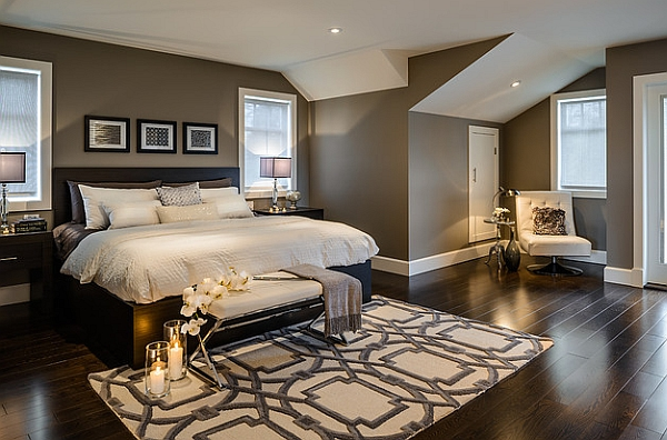 View in gallery Romantic Bedroom with candles & Romantic Bedrooms: How To Decorate For Valentine\u0027s Day
