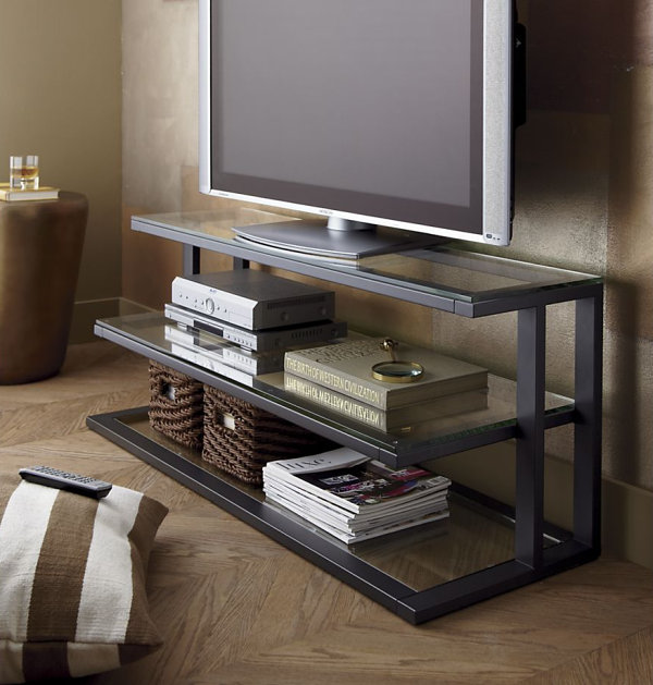 Sleek media console 10 Affordable Furniture and Decor Finds for the New Year